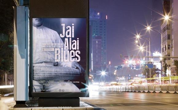 JAI ALAI BLUES ZINEMALDIAN